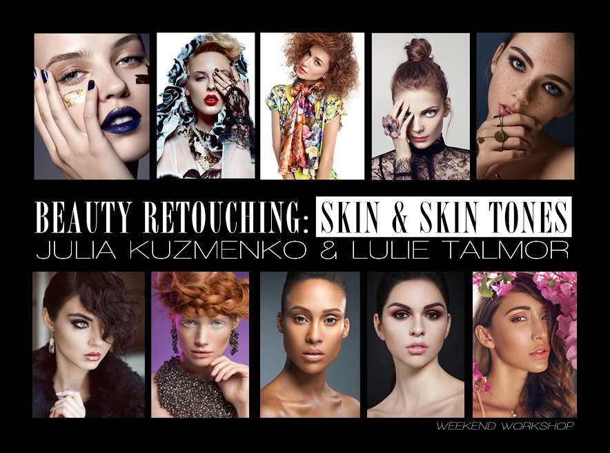 Beauty Retouching: Skin & Skin Tones